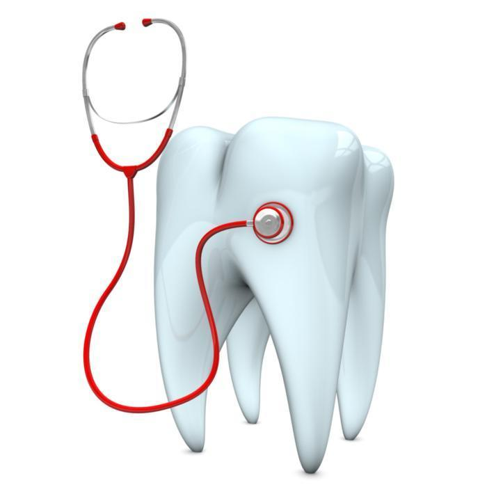 Tooth with stethascope | Glendale CA Dentist