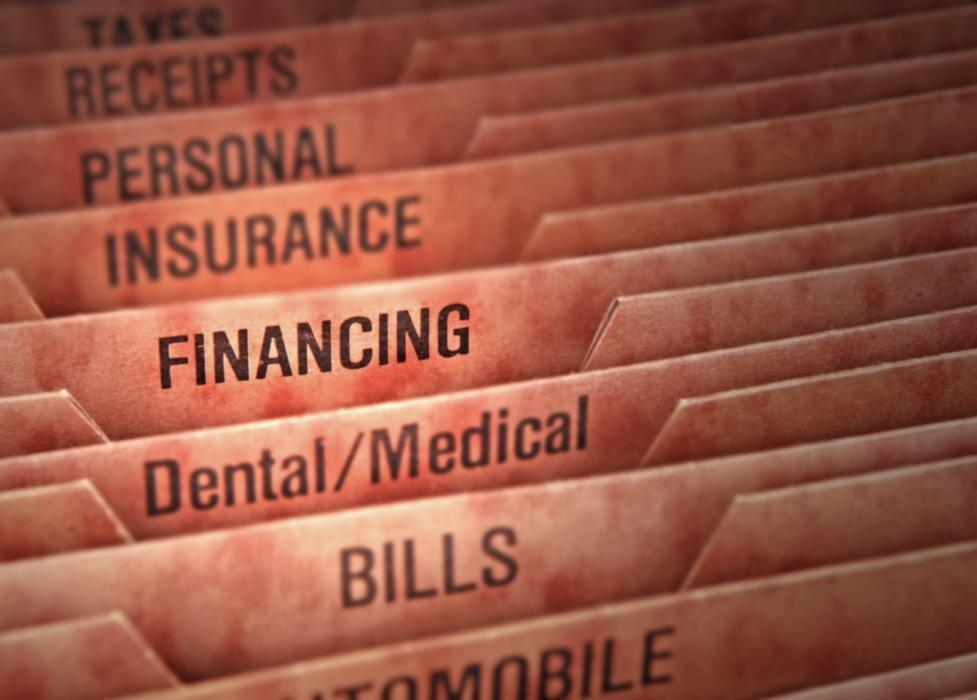 Insurance paperwork | Dentist Glendale CA