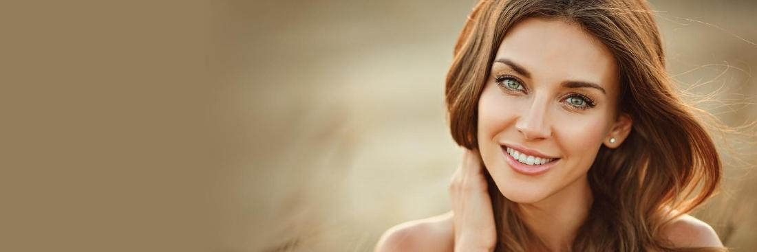 Woman smiling | dentist glendale ca