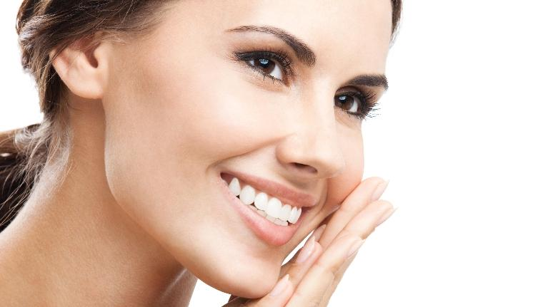 Woman smiling | Glendale CA Dentist